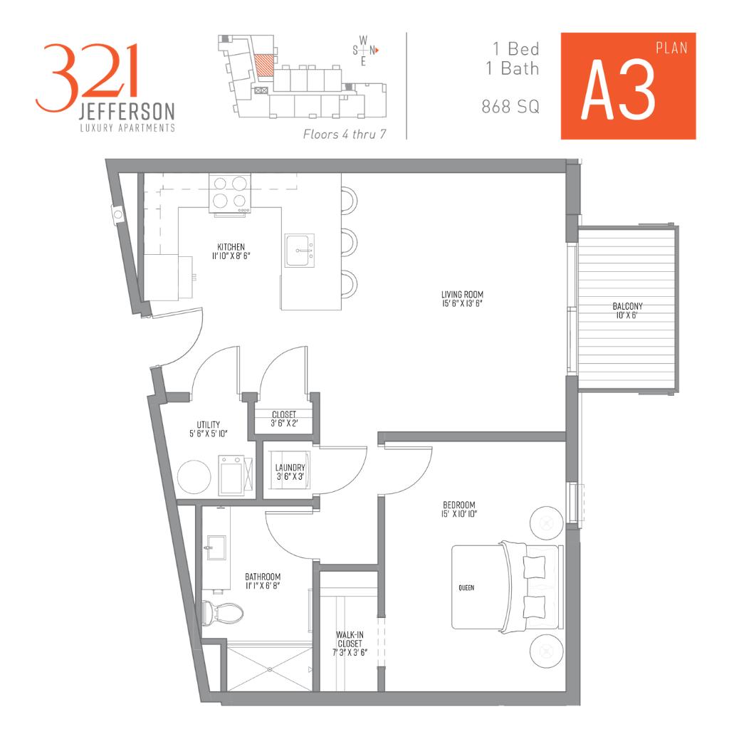 321 Jefferson a3 Floor Plan