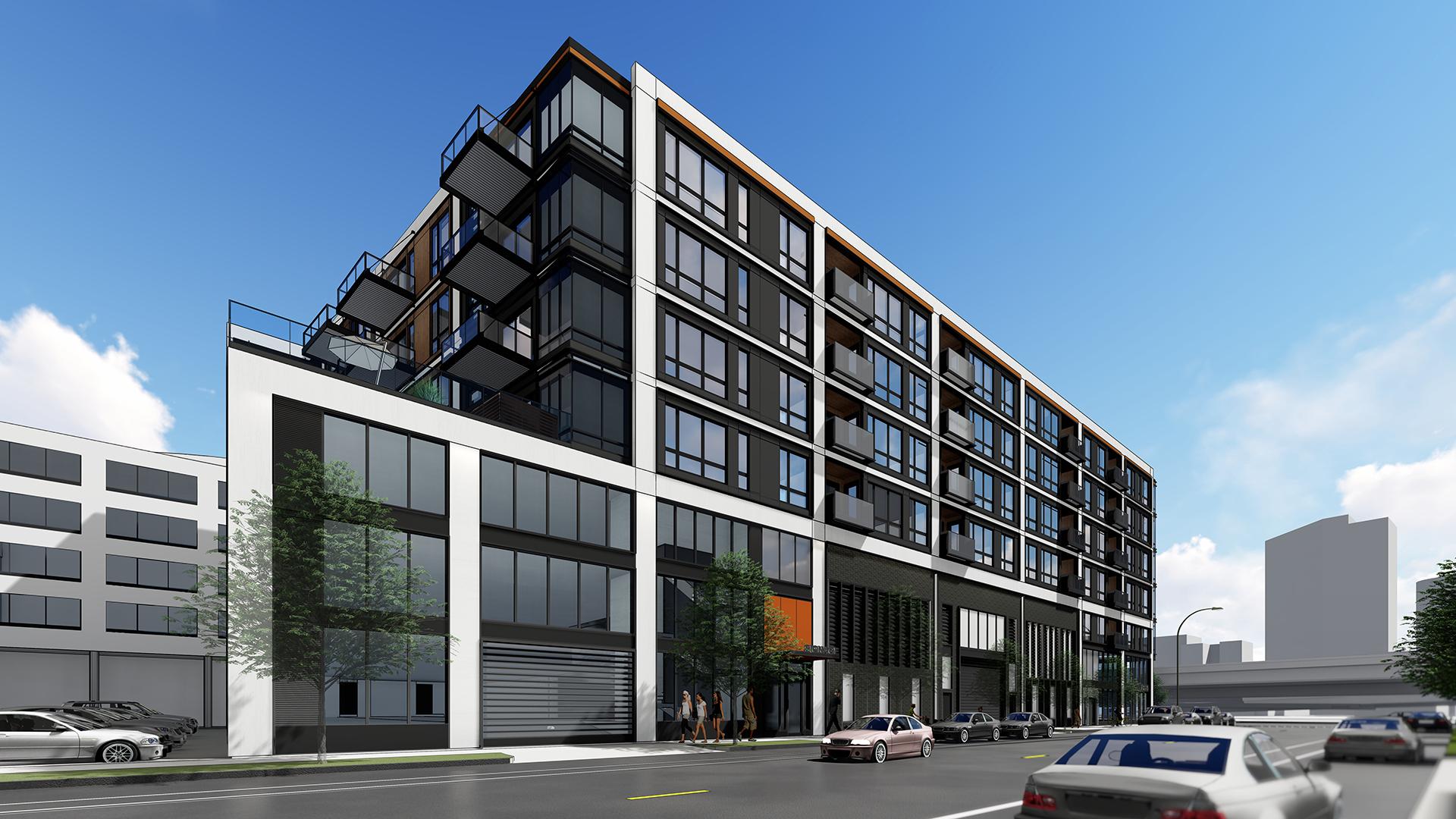 Jefferson rendering image of apartment